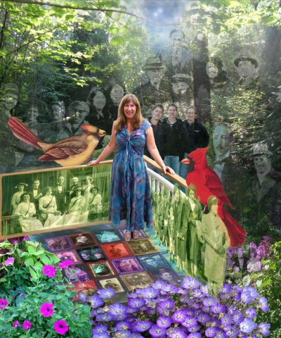 She Images: Wendy Quilts Family