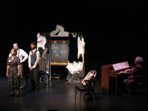 Performance of Why We Laugh in the Czech Republic
