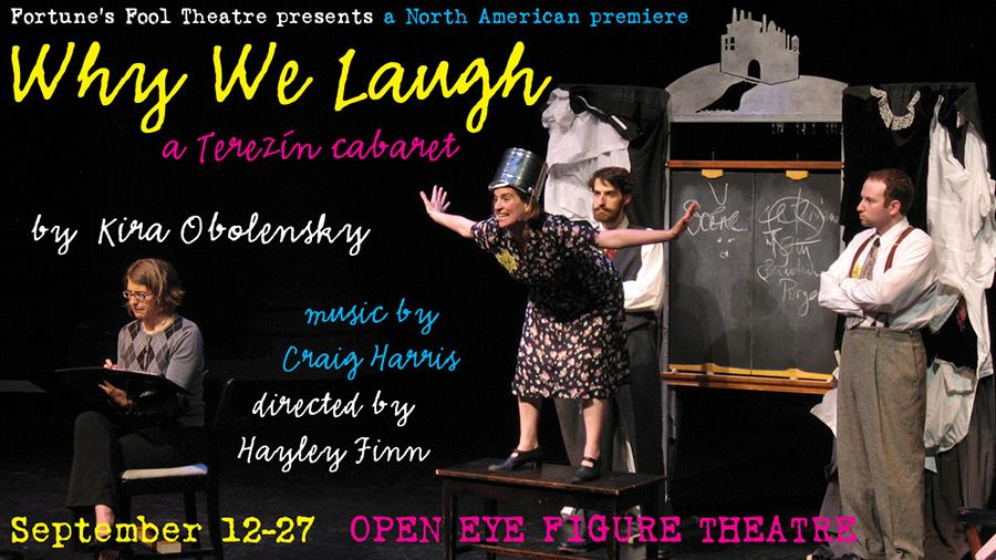 Why We Laugh – Upcoming Performances