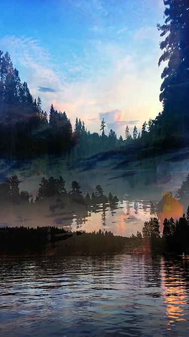 Digital Illustration by Candy Kuehn (2018)