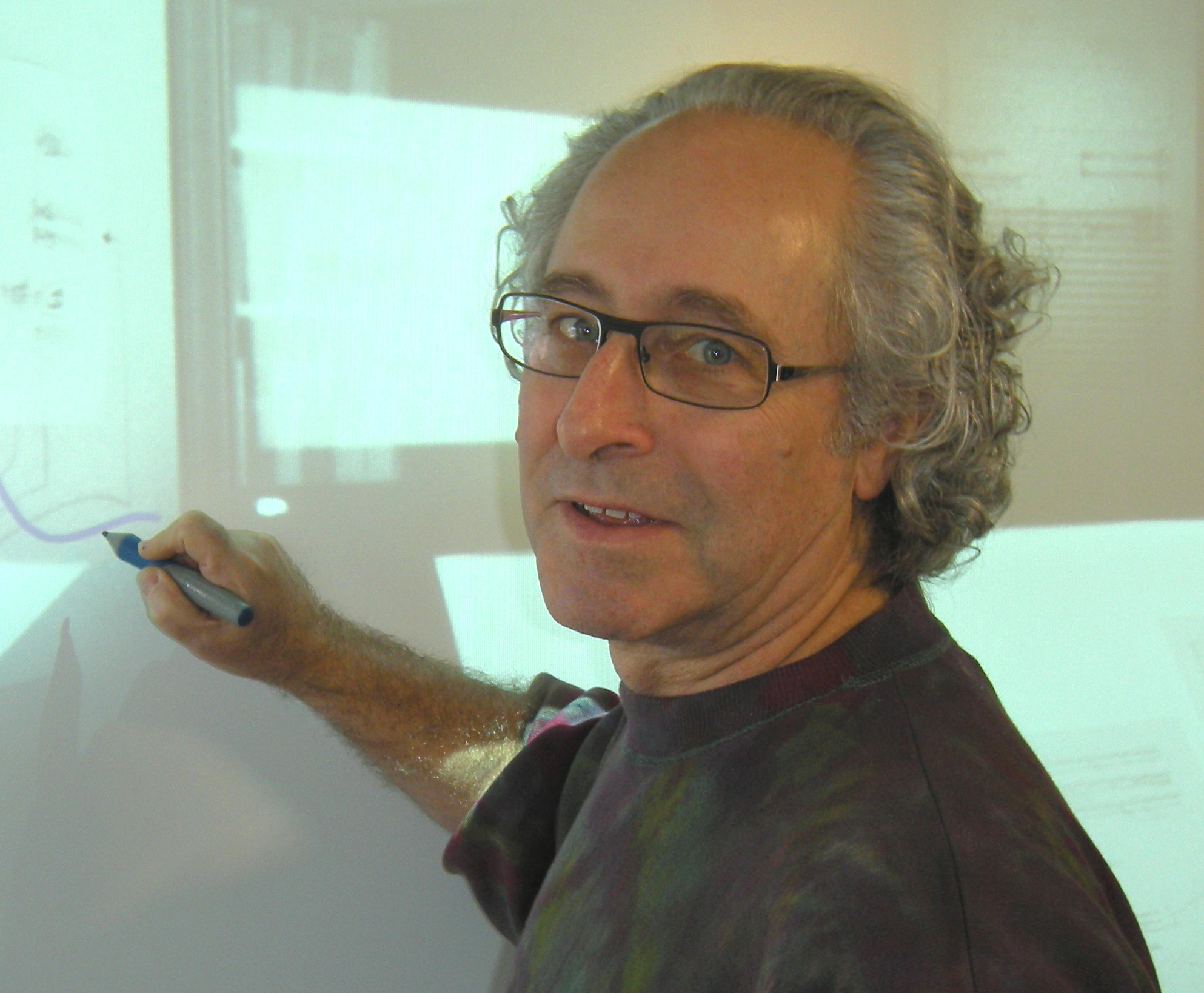 Craig Harris, Creator of Multimedia Performances in Minneapolis, MN
